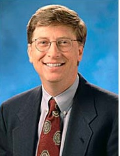 bill gates the founder of microsoft перевод